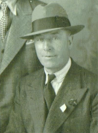 Ernest Albert STANBRIDGE b1876